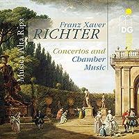 Richter: Concertos for Oboe &