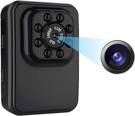 MUTANG Telecamera Nascosta, Telecamera HD 1080P Mini Spy Camera Wireless WiFi Visore Notturno a infrarossi per la Visione Notturna Compatibile con iPhone/Android/iPad Remote View Motion Detection - Trova i prezzi più bassi