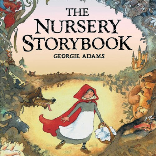 The Nursery Storybook audiobook cover art