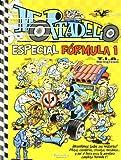 Mortadelo. Especial Fórmula 1 (Números especiales Mortadelo y Filemón): Especial Formula 1