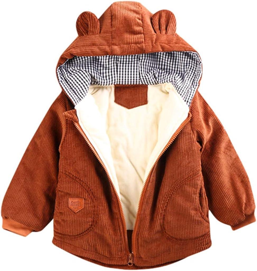 Abbigliamento allAperto Bambino Parka Giacche Capispalla Giubbino Imbottiti Giubbotto 6 Mesi Cappotto Bambina Invernale Giacche Bambino Invernali Giacca Cappotti Ragazzi Inverno Caldo 4 Anni