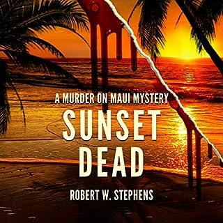 Sunset Dead audiobook cover art
