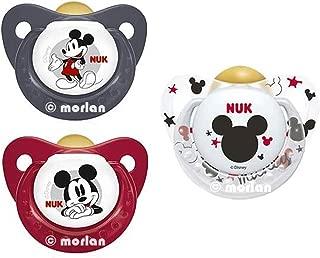 Amazon.es: Mickey Mouse - Chupetes y mordedores: Bebé