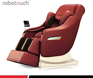 Robotouch Elite Full Body Featured Smart Luxury Pain relief Massage Chair (Rose Red)
