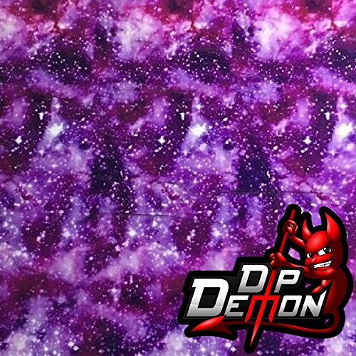 Hydrographic Film Galaxy 3 Hydrographic Water Transfer Film Hydro Dipping Dip Demon