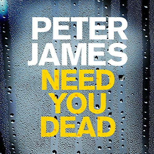 Need You Dead audiobook cover art