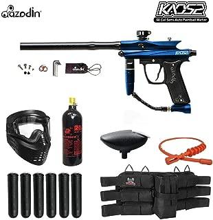 MAddog Azodin KAOS 2 Titanium Paintball Gun Package