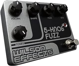 Wilson Effects 5 Knob Fuzz DEMO