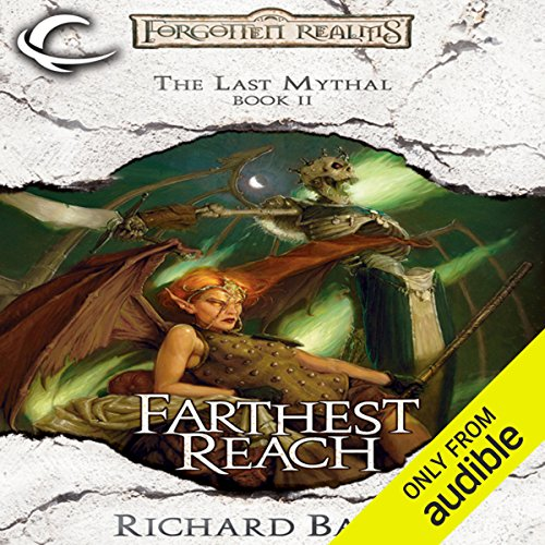 Farthest Reach audiobook cover art