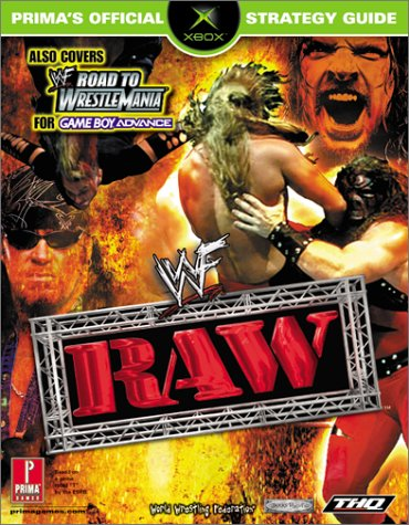 Wwf Raw: Prima's Official Strategy Guide
