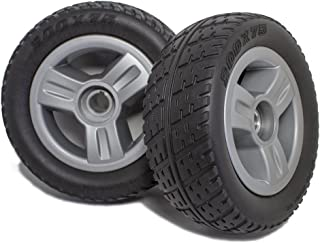 DW820 Pride Go-Go Elite Traveller 3 or 4 Wheel Scooter Rear Wheels and Tire Replacement, Pair