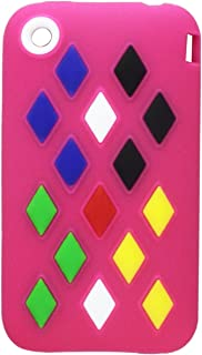 MyBat Module Skin Cover for Apple iPhone 3GS/3G - Retail Packaging - Hot Pink