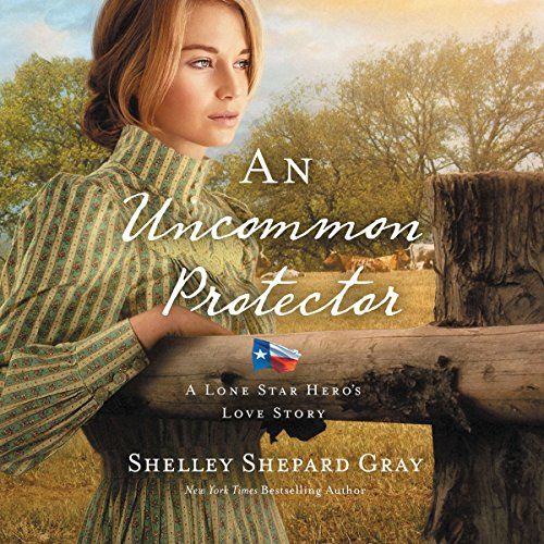 Uncommon Protector audiobook cover art