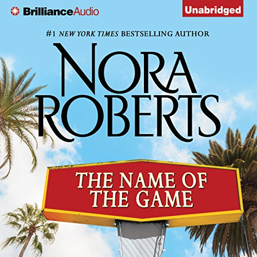 The Name of the Game audiobook cover art