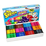 Mr. Sketch Washable Scented Markers, Chisel-Tip, Assorted Colors, 192-Count
