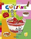 Mon premier livre de cuisine