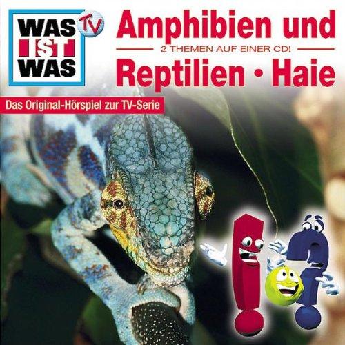 WAS IST WAS, Folge 03: Amphibien & Reptilien/Haie