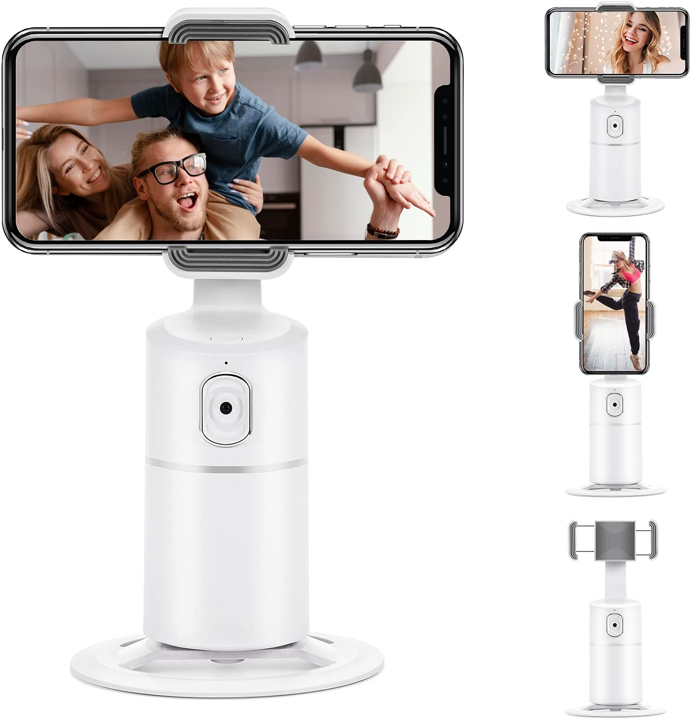 Auto Tracking Tripod Face 360 Phon Max 52% OFF Phone Holder Sale price