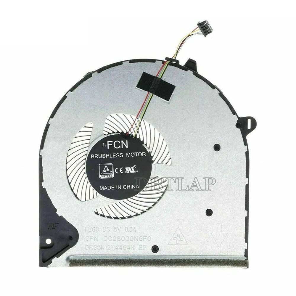 DBTLAP Fan Compatible for HP Excellence 15s-du0 15-DW0043DX Pavilion 15s-du Max 72% OFF