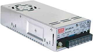 PFC Function Enclosed 202.5W 27V 7.5A SP-200-27 Meanwell AC-DC Single Output SP-200 MEAN WELL Switching Power Supply