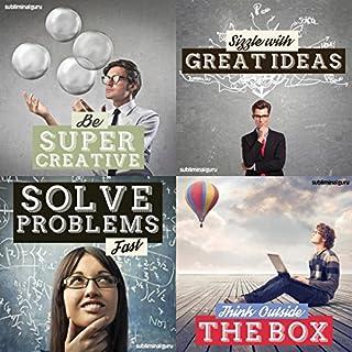 Creative Thinking Subliminal Messages Bundle cover art