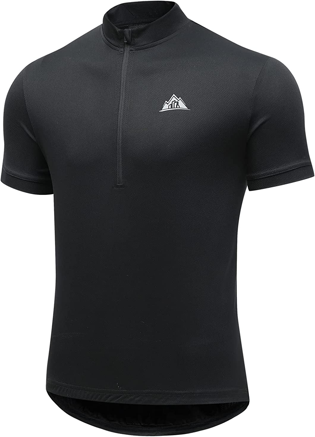 GUOTN Men's Same day shipping Breathable Cycling Jersey with Sleeve Free shipping anywhere in the nation Short Shirt 3