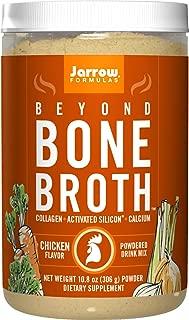 Jarrow Formulas Beyond骨汤粉,鸡汤味,10.8盎司(306g)