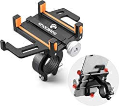 ROCKBROS Fietshouder Handige Universele Motorfiets Gsm-houder voor Smartphone met 360° Rotatie 3 Kleuren