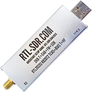 Rtl Sdr Blog Software Defined Radio Receiver With Rtl2832u Adc Chip