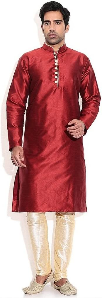 Details about  /Larwa Men/'s Wedding Occasion wear Kurta Pyjami Set-hEA