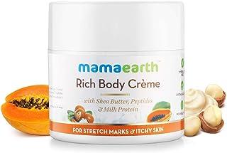 Mamaearth Stretch Marks Cream to Reduce Stretch Marks & Scars (100 ml) Cream