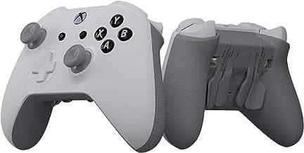 SCUF Prestige Wireless Custom Performance Controller for Xbox One, Xbox Series X|S, PC & Mobile - White & Gray - Xbox
