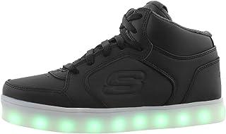 [スケッチャーズ] ジュニア ENERGY LIGHTS(ブラック) 90600L-BLK BLK 22.0cm