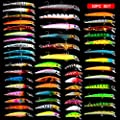 BAIKALBASS Bass Fishing Lures Kit Set Topwater Hard Baits Minnow Crankbait Pencil VIB Swimbait for Bass Pike Fit Saltwater and Freshwater