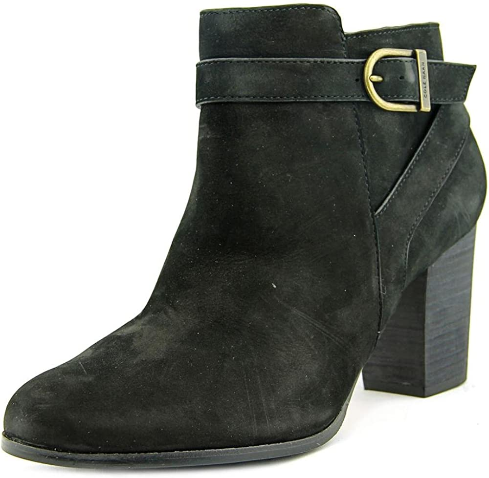 Cole Haan Womens Cassidy Strap Bootie Ankle Boot Shoes