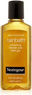 Neutrogena Rainbath Refreshing Shower And Bath Gel, Original, 1 Fl. Oz (48 Pack)