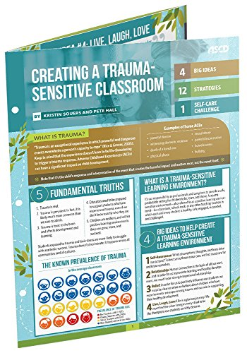 Creating A Trauma Sensitive Classroom Quick Reference Guide