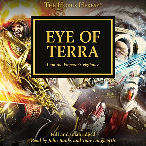 Eye of Terra cover art