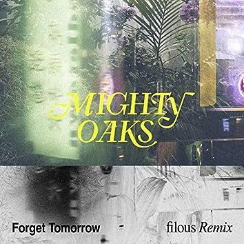 Forget Tomorrow (filous Remix)
