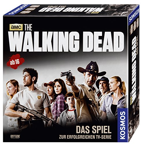 Kosmos 692148 - The Walking Dead - Das Spiel