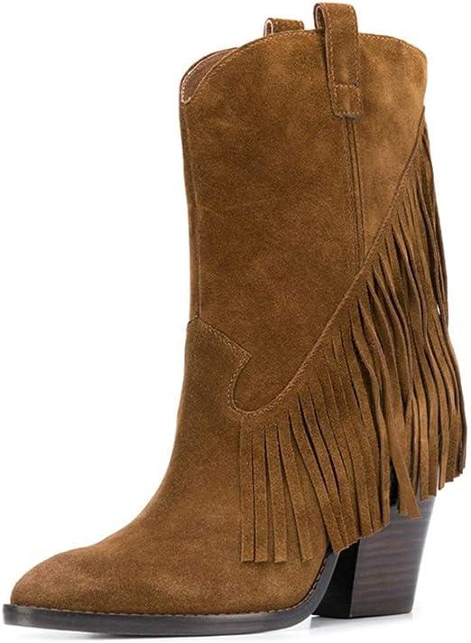 high heel low boots