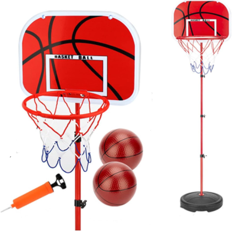 Msheng Children's Rare Portable Basketball Household Plas Hoop Super-cheap Indoor