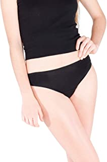 "BFF Period Undies ""Best Period Panties Black, Large"