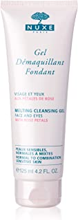 Nuxe Gel Demaquillant Fondant - Melting Cleansing Gel by Nuxe for Women - 4.2 oz Gel, 126 milliliters