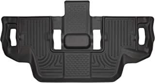 Husky Liners - 19341 Fits 2009-19 Ford Flex, 2010-19 Lincoln MKT Weatherbeater 3rd Seat Floor Mat Black