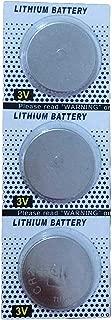 3 Replacement Batteries For Liftmaster 371LM Garage Door Remote