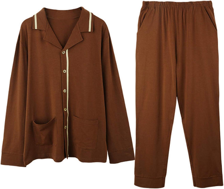 Men'S Short Pajamas Set For Men 2Pc Sleepwear Red Xl