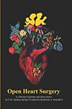 Open Heart Surgery: Poems and Short Stories by Clark Atlanta University Students lead by bad-ass professor Queen Sheba (CAU Creative Writing Poetry + Fiction)