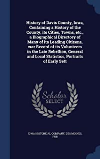Best history of davis county iowa Reviews
