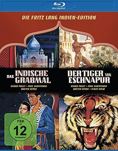 Fritz Lang - Indien Edition Box [Blu-ray]